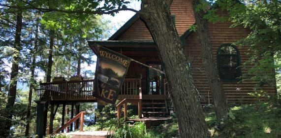 Pickerel Bay House
